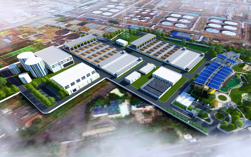 Linhai Wastewater Treatment Plant and Reclaimed Water BTO Project